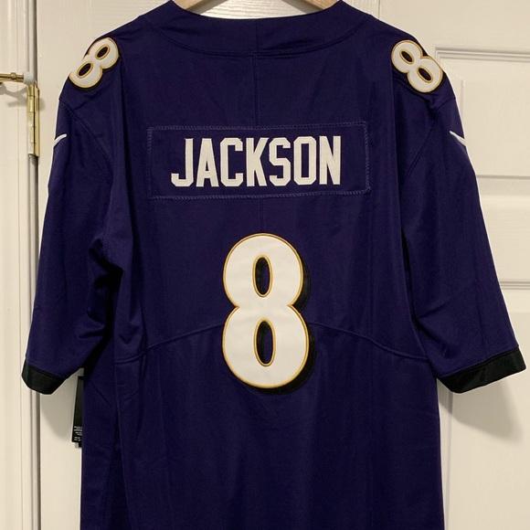 online store 41396 c6904 Baltimore Ravens Lamar Jackson Jersey men's XL NWT
